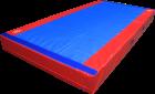 Fibreglass Track Landing Area