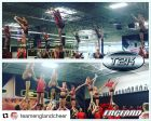 Cheerleading Spring Floor