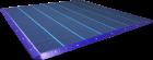 Gymnastics Sprung Floor - Foam Blocks