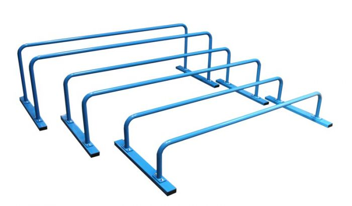 Mini Parallel Bars - Set of 3