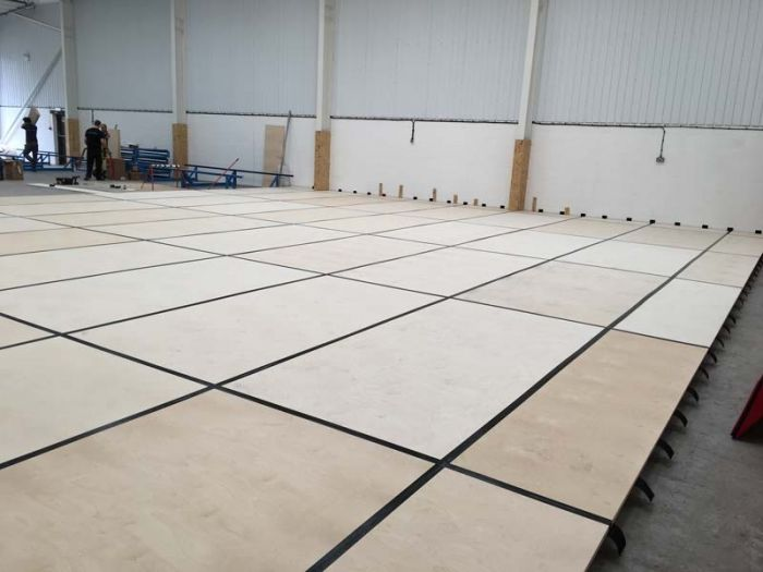 T2K Double Layer Sprung Floors