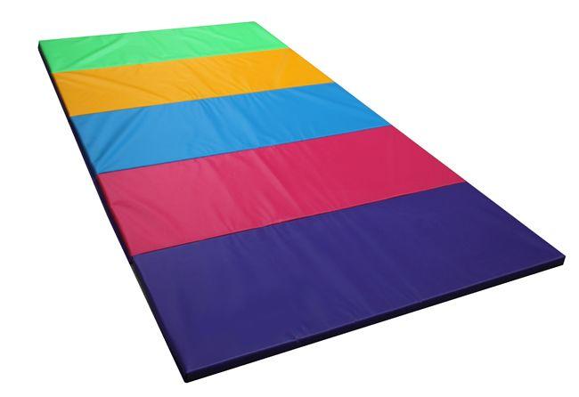 Folding Panel Mats - Rainbow