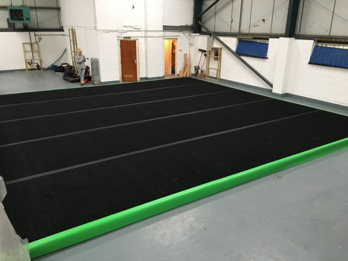 Gymnastics Spring Floor - Springs