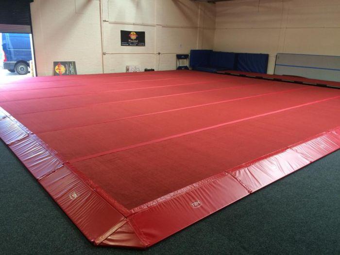 Gymnastics Spring Floor - Springs