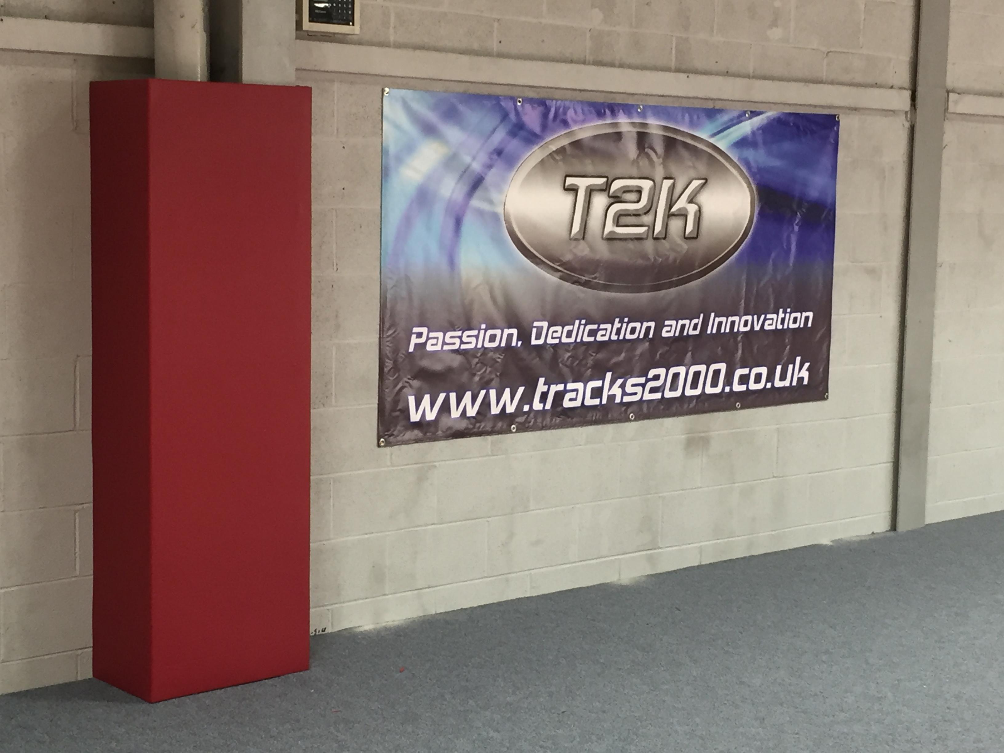 Cladding & T2K Banner