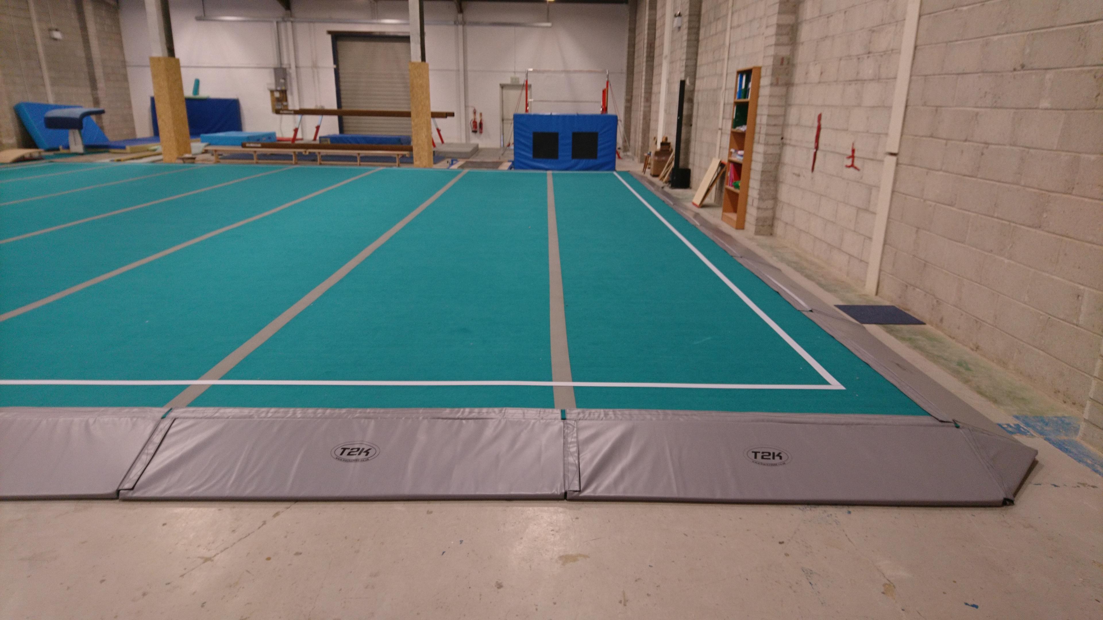 Gymnastics Spring Floor